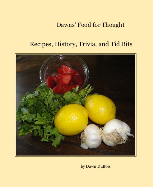 Ver Dawns' Food for Thought por Dawn DuBois