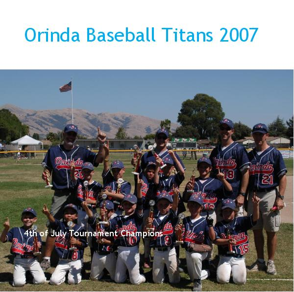View OBA Pinto TItans 2007 by Brent Bamberger