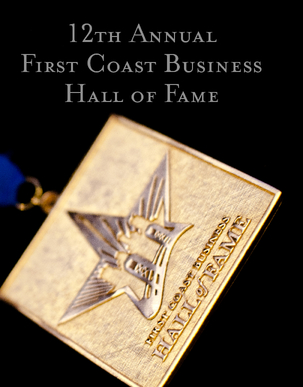 View 12th Annual First Coast Business Hall of Fame by Brand Photography