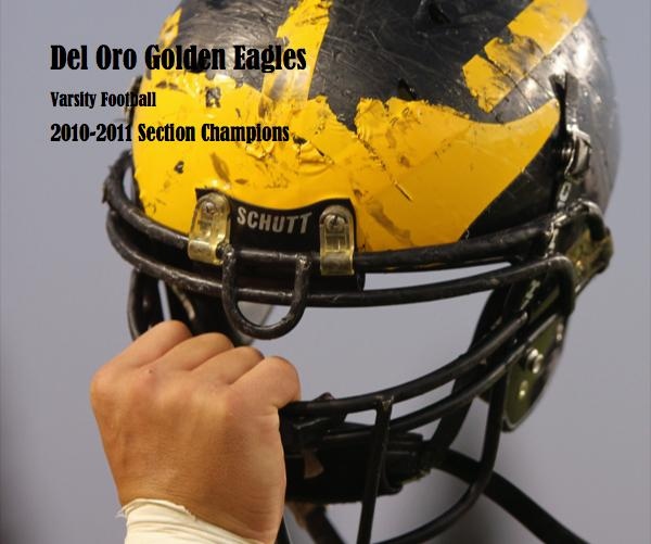 Ver Del Oro Golden Eagles por 2010-2011 Section Champions