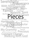 Pieces - Arts & Photography photo book