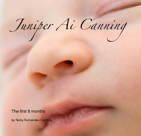 Click to preview Juniper Ai Canning photo book