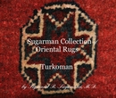 Sugarman Collection of Oriental Rugs Turkoman - Reference photo book