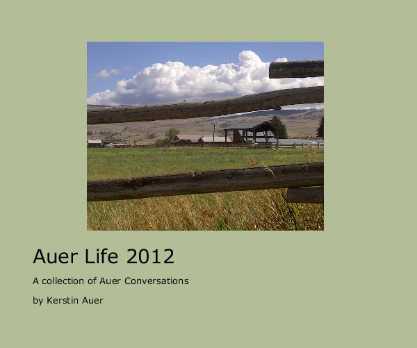 View Auer Life 2012 by Kerstin Auer