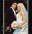 Brittany & Ariel Wedding - Wedding photo book