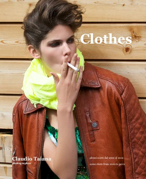 Click to preview Clothes photo book