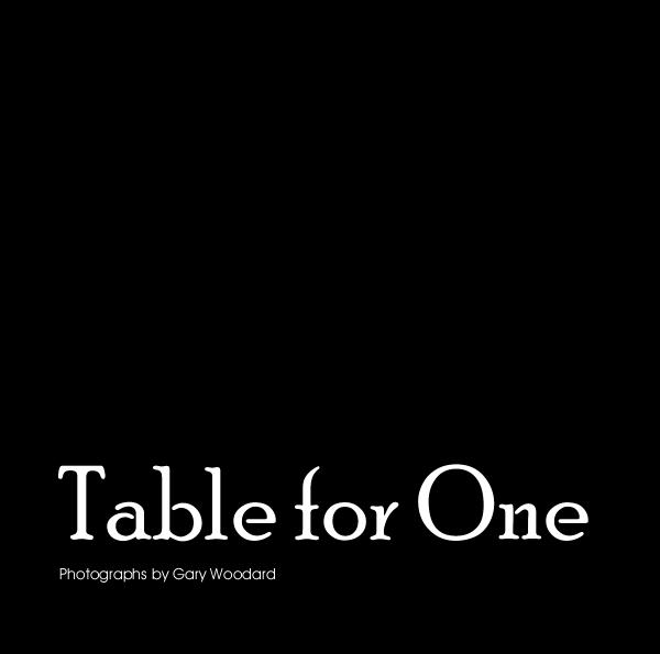 Click to preview Table for One photo book