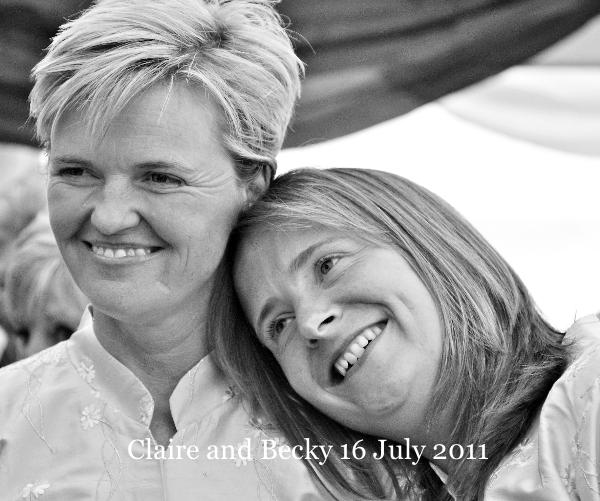 View Claire and Becky 16 July 2011 by Julia Benbow