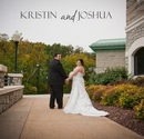 Kristin and Joshua, as listed under Wedding