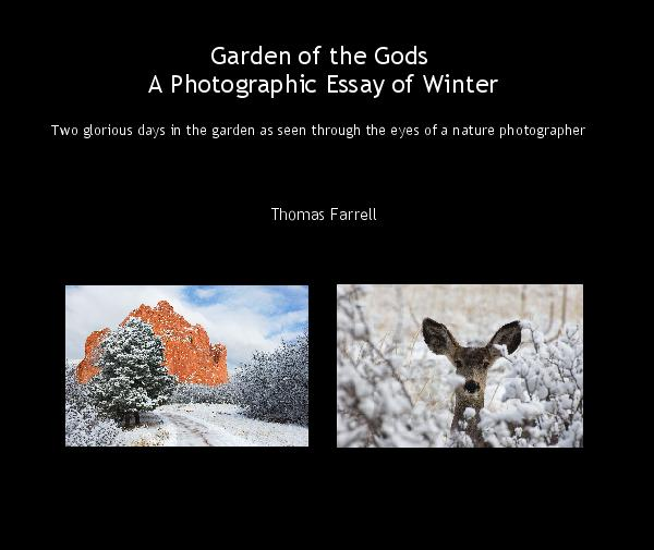 View Garden of the Gods  A Photographic Essay of Winter by Thomas Farrell