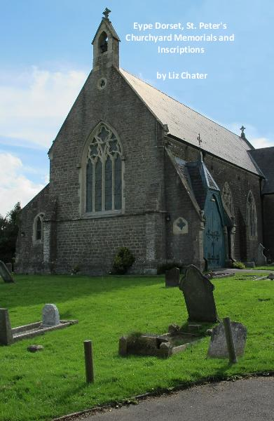Ver Eype Dorset, St. Peter's Churchyard Memorials and Inscriptions por Liz Chater