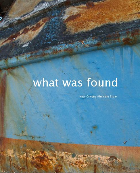 View What Was Found by Maura Fitzgerald